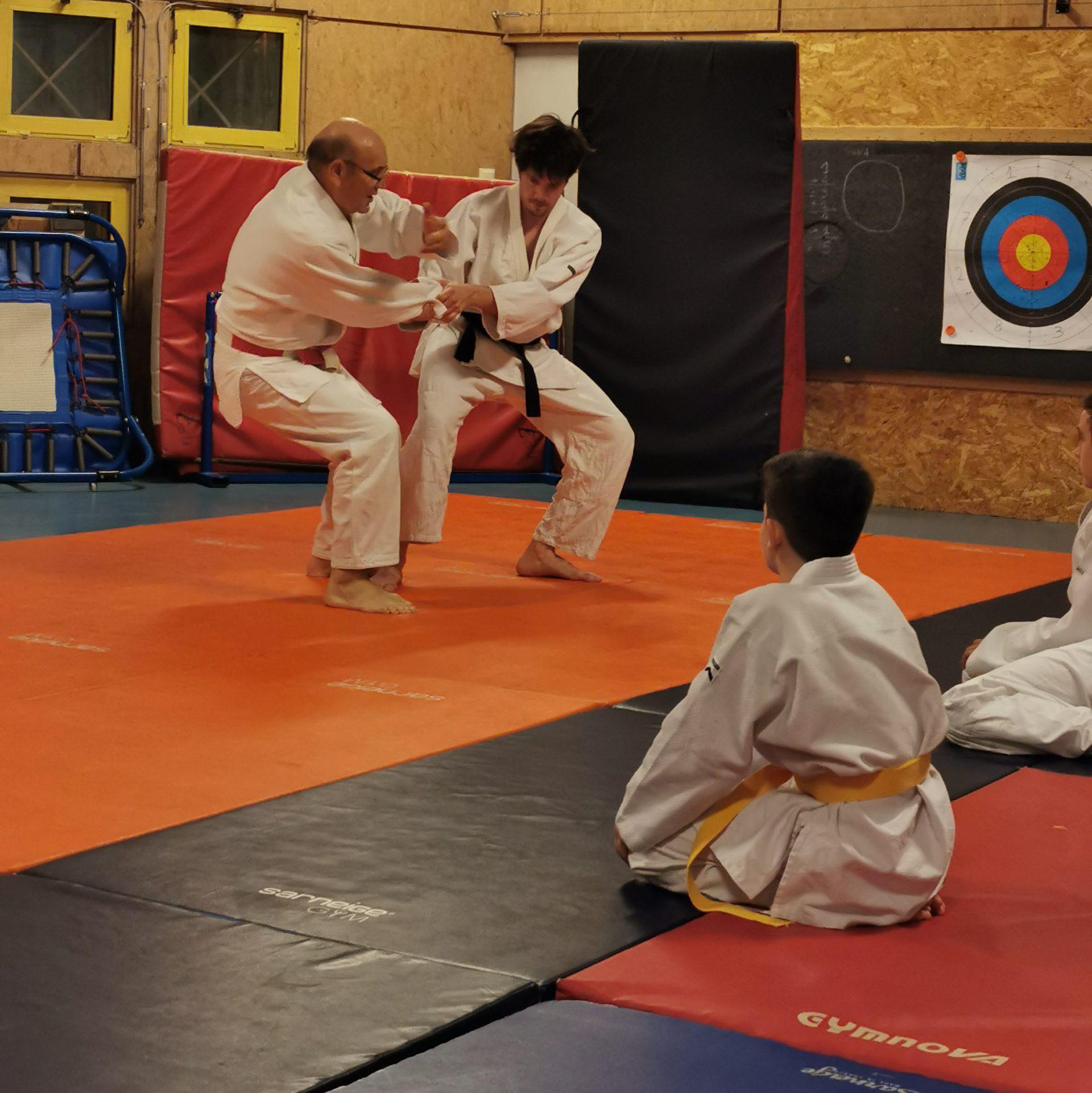 technique de self défense